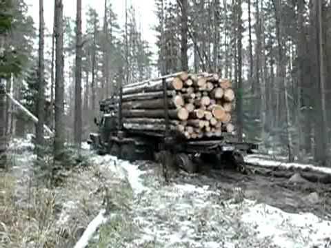 Szalony kierowca na Uralu (Crazy driver in the Urals)