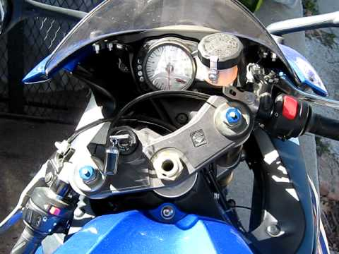 07 Gixxer 1000 Fuel pump problem! | FunnyCat TV