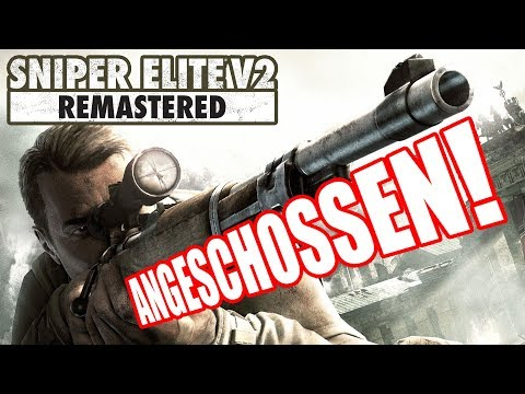 Sniper Elite V2 Remastered angeschossen! [Preview]
