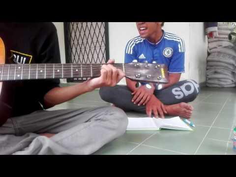 RebahKu Tanpa Dia By Putera Band (Cover)