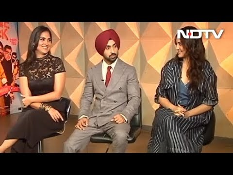 Spotlight: Sonakshi, Diljit Talk About Their Upcoming Film 'Welcome To New York'