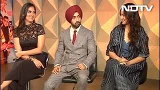 Spotlight: Sonakshi, Diljit Talk About Their Upcoming Film