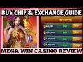 Mega Win Casino How to Buy Chip & Exchange Chip thru GCASH? | Episode 2 | RAYMELTV