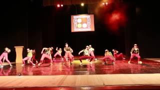 Брейк-данс начинающие м/ф РИО (Отчётный танцевальный концерт