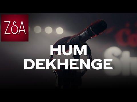 Hum Dekhenge - Faiz Ahmed Faiz - Zulqarnayn Awan - ZSA Official