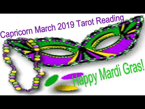 Capricorn March 2019 Tarot Reading - Slip Up