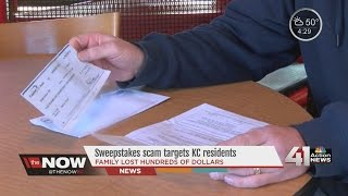 The Now KC: What to know about sweepstakes scam hitting Kansas City area
