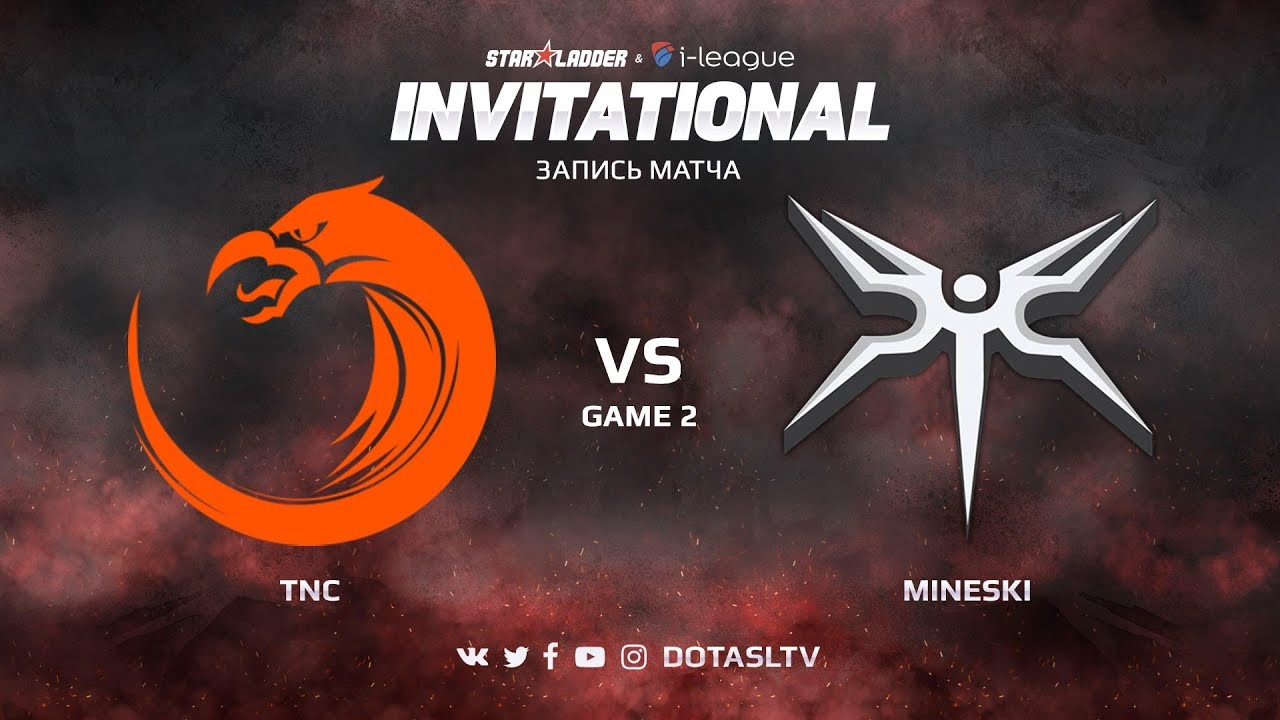 TNC против Mineski, Вторая карта, SL i-League Invitational S4 SEA Квалификация