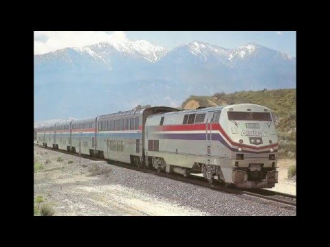 Top 12 Discontinued Amtrak Train Names Part 2