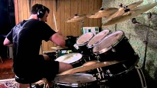 Coldplay Paradise Drum Cover