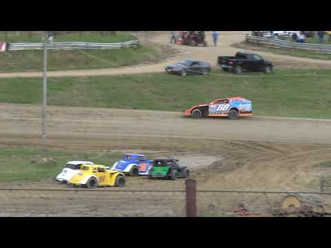 Brushcreek Motorsports Complex | 11/4/18 | Open Wheel Modifieds | Heat 1