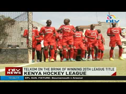 Hockey giants Telkom on the brink of winning 20th league title