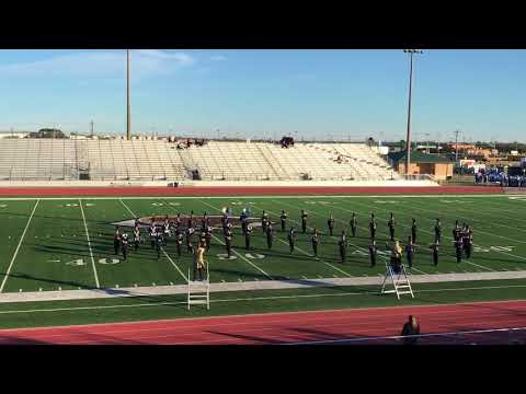 Sabinal High School Band @ Cuero HD