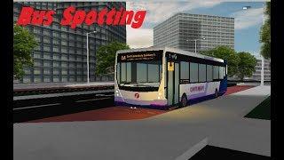 Canterbury Bus Simulator ~ Bus Spotting ~ Roblox