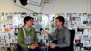 Interview mit Jimdo Gründer Matthias Henze in der Hamburger Zentrale