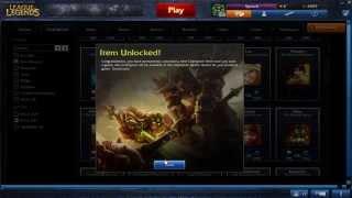 Spending 83,5k ip on League of Legends - My 100k ip video
