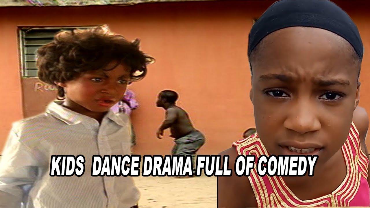 Download kaki and lader 1   children dance drama movie with mercy Kenneth