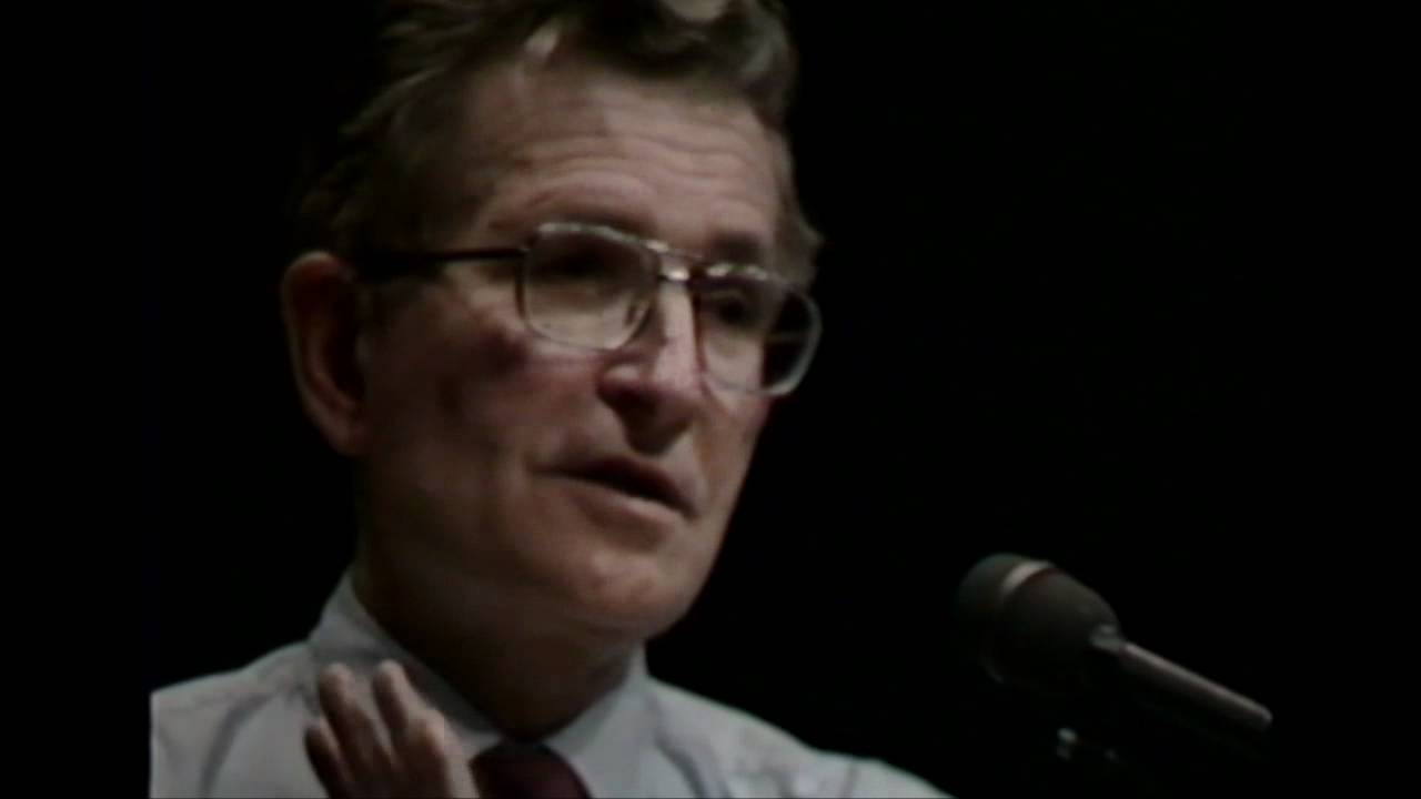 Noam Chomsky – What Was Leninism?, March 15th, 1989