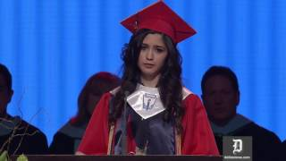 McKinney Boyd valedictorian reveals unauthorized immigration status in graduation speech