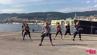 Sean Paul, David Guetta - Mad Love ft.Becky G- Salsation® Choreo by Natalya Kobzar