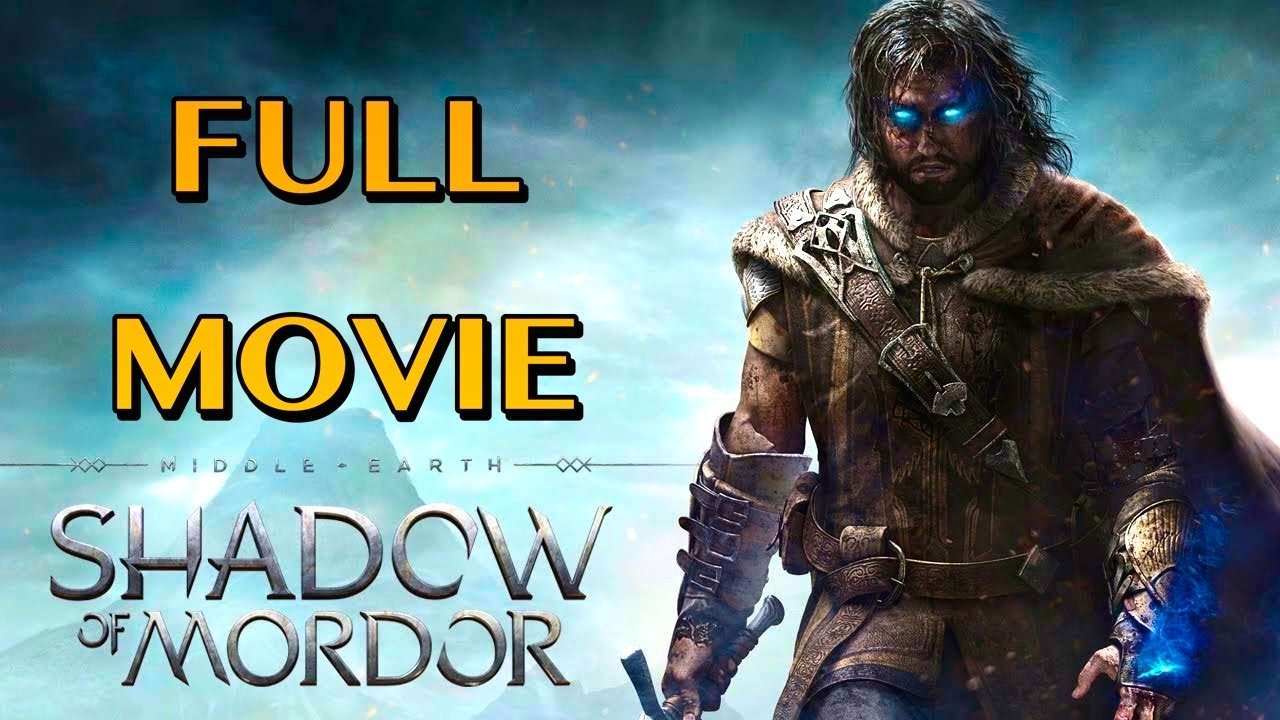 Download Shadow of Mordor: Full Movie (PS4)