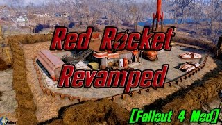 Red Rocket Rev ed Fallout 4 Mod