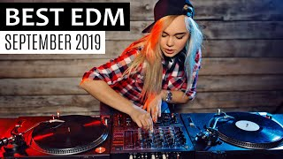 BEST EDM SEPTEMBER 2019 💎 Electro House Charts Party Music Mix