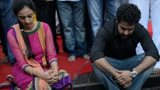 NTR's Family Paying Tribute To The Legend - NTR Jayanthi