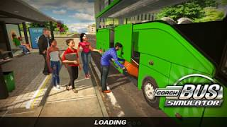 Coach Bus Driving Simulator 2018 Android Gameplay