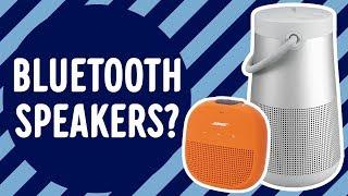 Hvordan velge Bluetooth-høyttaler? Elkjøp forklarer