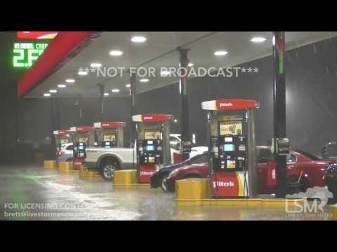 4/29/2017 Childress, TX Hail, Wind, Heavy Rain, and Lightning
