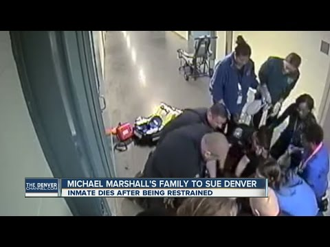 Family threatens lawsuit over death of Denver Jail inmate Michael Marshall