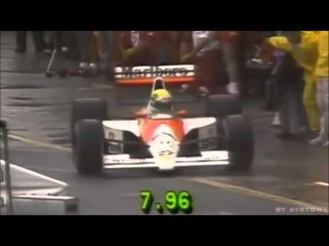 Ayrton Senna - Dark Rock Republic - Be The Best