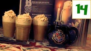 On cuisine de la Bièraubeurre de Harry Potter !