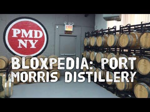 Bloxpedia: Port Morris Distillery