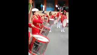 19 Mayıs Bando gösterisi