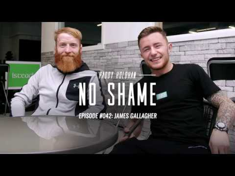 James Gallagher SBG MMA Fighter on John Kavanagh, Conor McGregor and His Future - No Shame #042