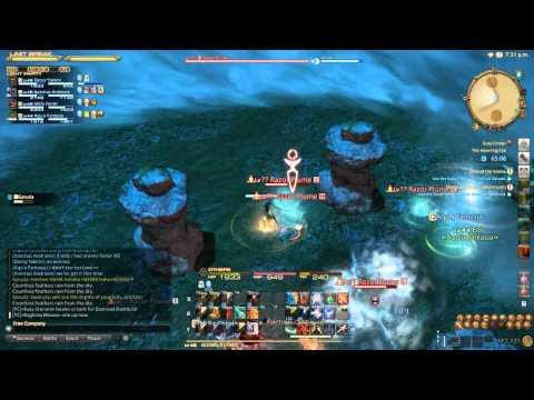 Final Fantasy XIV: ARR - Garuda (Normal) Primal Strategy/Guide poster