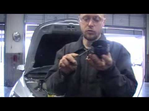Finding And Removing The Oil Filter On A 2010 Chevrolet