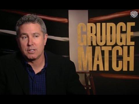 Legendy Ringu Grudge Match  Wywiad: Peter Segal