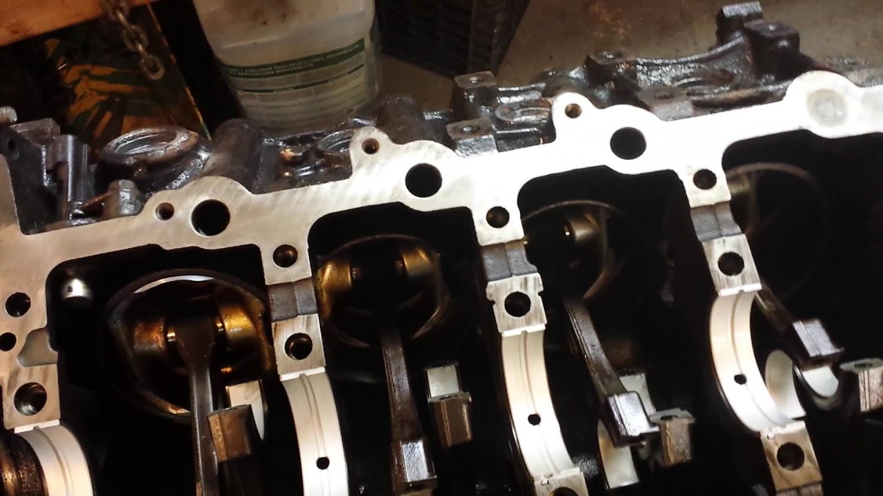 Dodge Ram 4 7 Liter Engine Rebulit Part 3