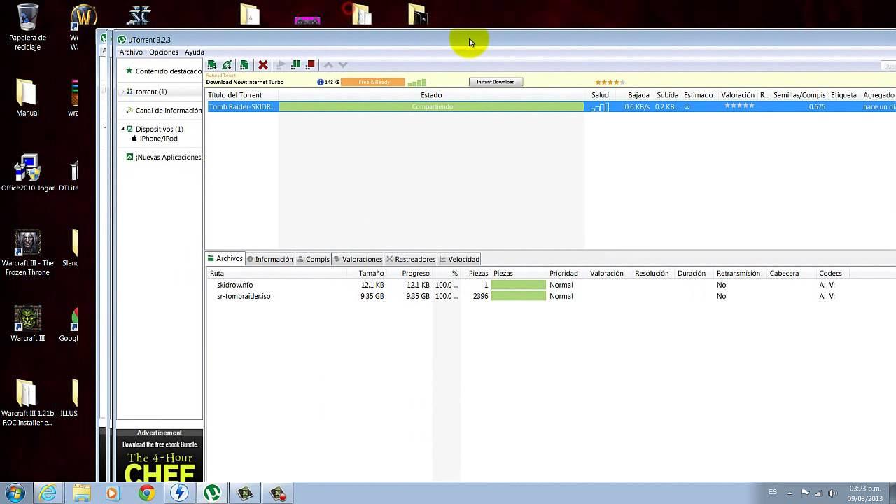 Como descargar e instalar tomb raider 2013 pc full y gratis por torrent youtube