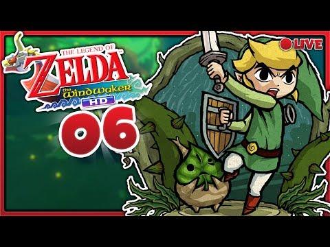 🔴MAKORUS befreien! 🌊  The Legend of Zelda: The Wind Waker HD #6 | Live