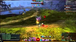 Guild Wars 2 - Komkoe - Mesmer Hybrid - WvW - New World - 2015 after patch