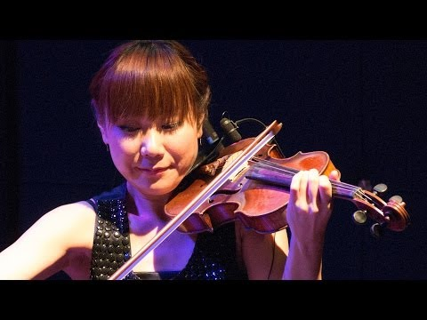 Fly Me To The Moon / Bart Howard : maiko jazz violin live!