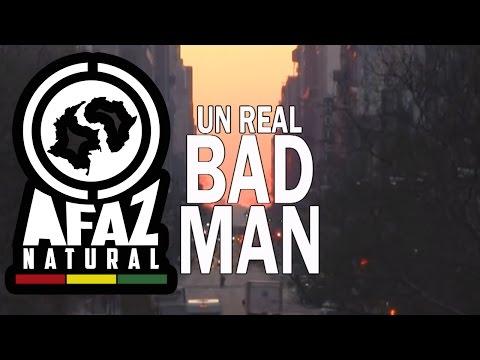Afaz Natural - Real Bad Man (Video Lyric) [CYSC 2016]