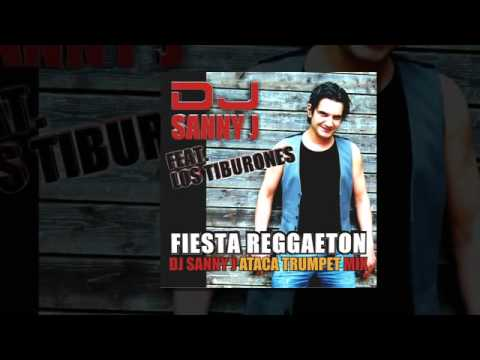 dj sanny fiesta reggaeton