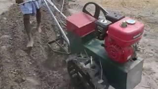 छोटू ट्रैक्टर- खेत जोतने वाला देशी जुगाड़ ,छोटू ट्रैक्टर- Chhotu Tractor -