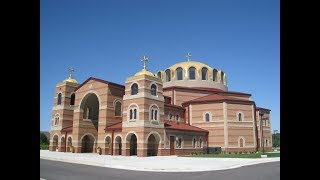 Creating Heaven on Earth: Holy Trinity Greek Orthodox Church in Carmel Indiana