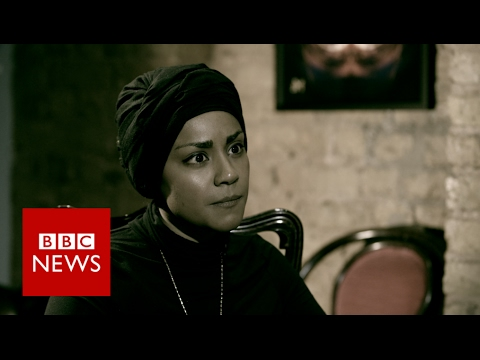 Thumbnail: British, female and Muslim - BBC News